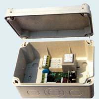 Блок управления для ворот, рольставень, шлагбаумов... ZSP 4 VARIA во влагозащищенном корпусе.