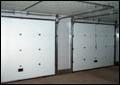 Автоматические гаражные ворота. Секционные ворота.
